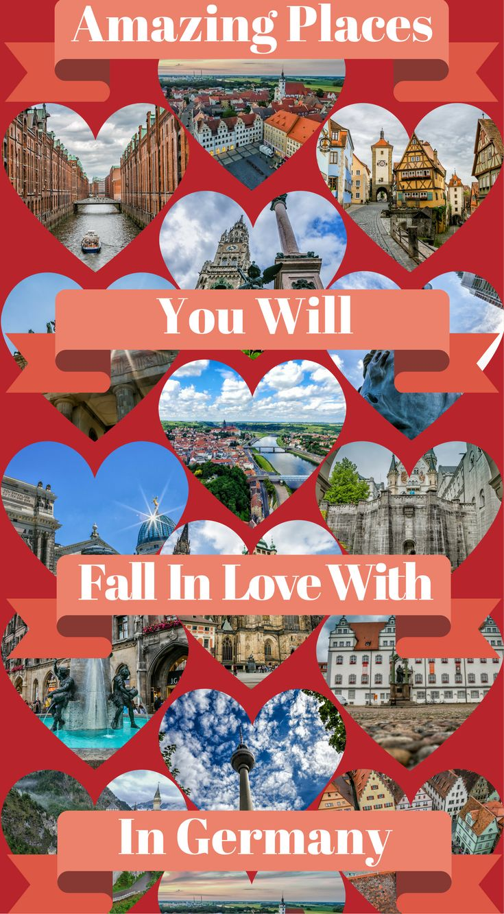 Amazing places you will fall in love with in Germany by the Divergent Travelers Adventure Travel Blog. Click to read the full travel blog post about Germany.