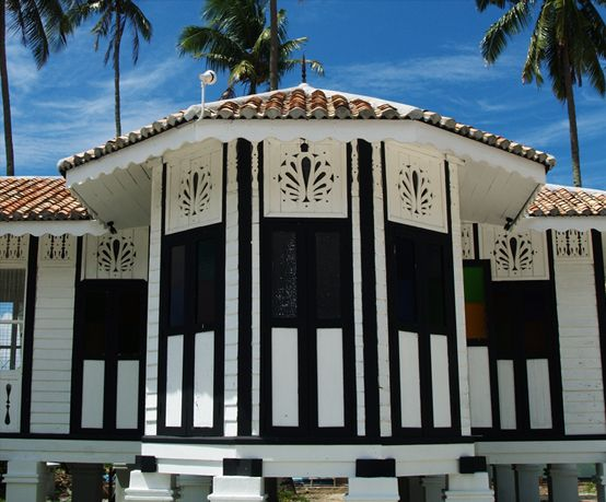 Temple Tree; Langkawi; Typical Malaisian House; so sweet to stay there