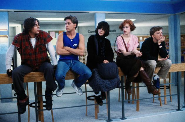 Be inspired by these The Breakfast Club quotes and watch The Breakfast Club online.