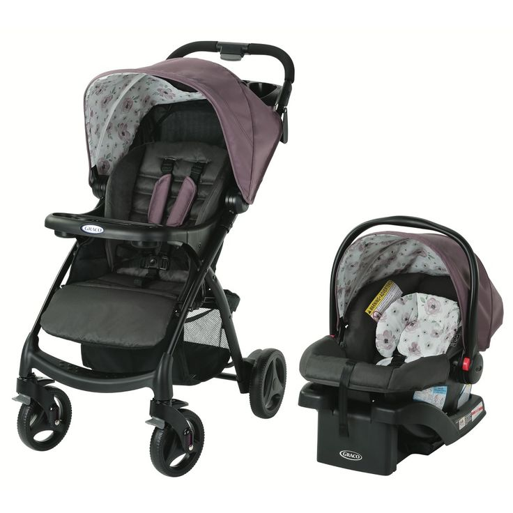 Graco Verb Click Connect Travel System - Gracie | Car seat ...