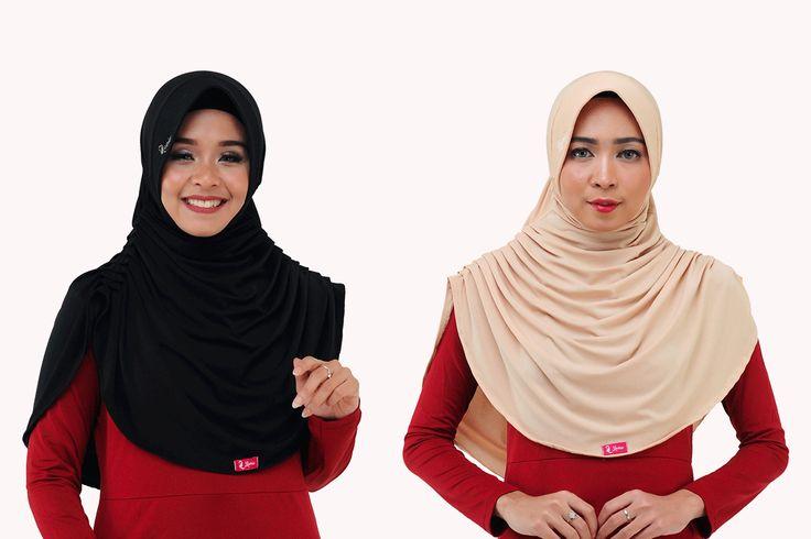 Memilih Hijab Sesuai Bentuk Wajah