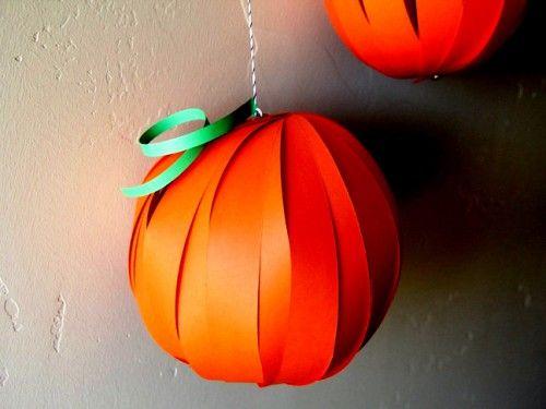 Украшения на Новый Год своими руками - или на Хэллоуин поделки своими руками (1)