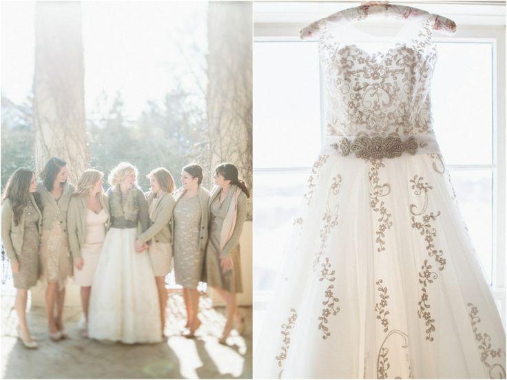 THE NORWEGIAN WEDDING BLOG : Inspirasjon til Vinterbryllup - Winter Wonderland Wedding