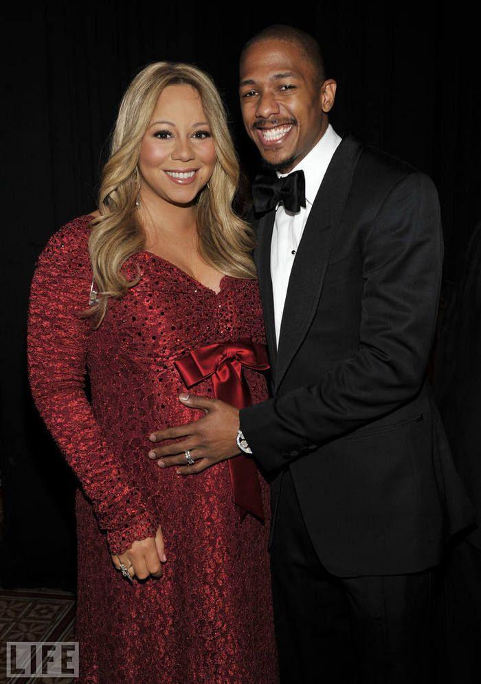 #Celebrity Mariah Carey pregnant
