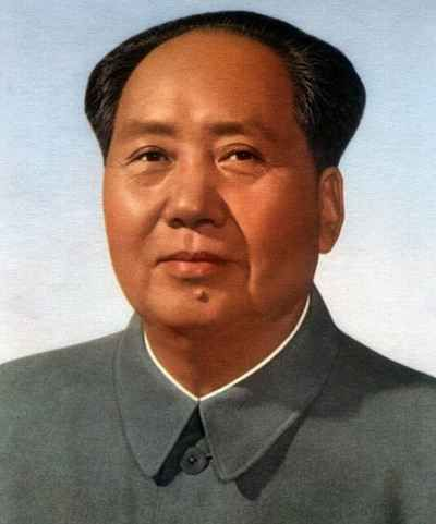 Mao Zedong (Photo: Wikipedia)    This infamous communist leader of the People's Republic of China is responsible for more than 50,000,000 deaths through his land reform and class warfare. In 1958, Mao launched his second Five-Year Plan, also known as the Great Leap Forward.
