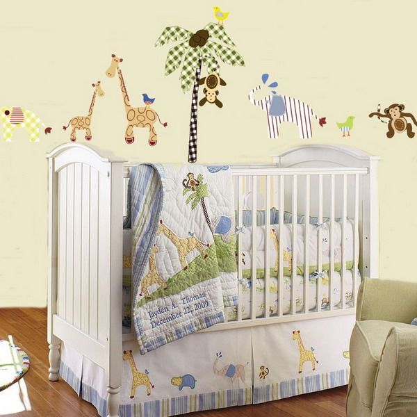 Kids Bedroom Jungle Theme 73 best jungle themed rooms & decor for kids images on pinterest