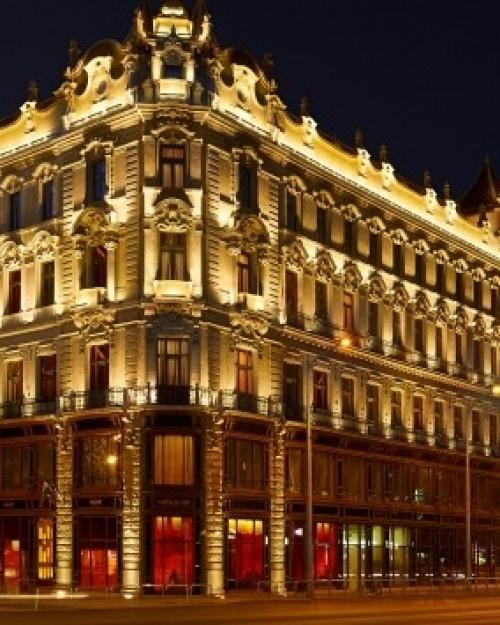 Buddha-Bar Hotel Budapest - Budapest, Hungary #Jetsetter