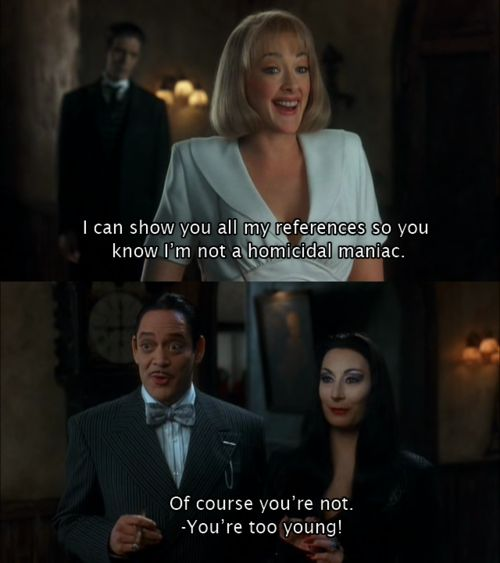 Addams Family Values, Barry Sonnenfeld, 1993