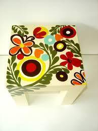 mesas pintadas divertidas - Buscar con Google