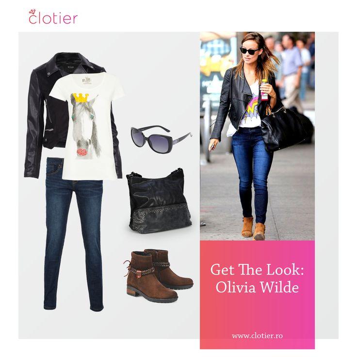 Get The Look: Olivia Wilde ‹ Clotier   http://www.clotier.ro/blog/2014/10/29/get-the-look-olivia-wilde/?utm_source=Pinterest&utm_medium=Board&utm_campaign=Blog%20Clotier&utm_content=Get%20the%20look