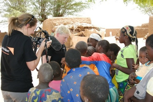 Help the bloggers sponsor a child for #shareniger  Any amount will help a child to eat.