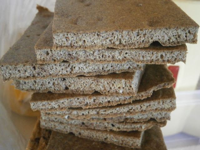 Len- és tökmaglisztes toast kenyér / Boszorkánykonyha