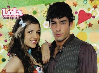 Lola... Erase Una Vez. I loved this soap opera wish it would come back on.