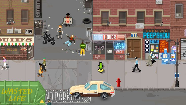 Even felt that you could do a beat cop's job?  Now's your chance with the non-linear adventure game Beat Cop!  Keep the streets of Brooklyn safe while solving a national conspiracy with you in the crosshairs!