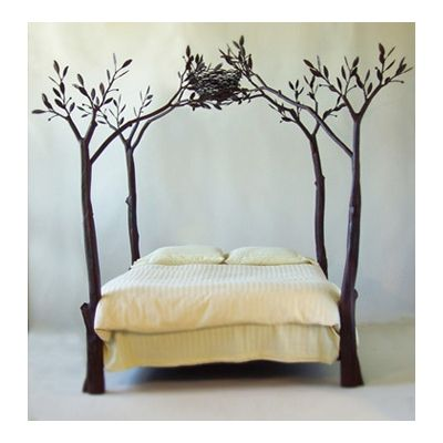 This bed is super cool!
