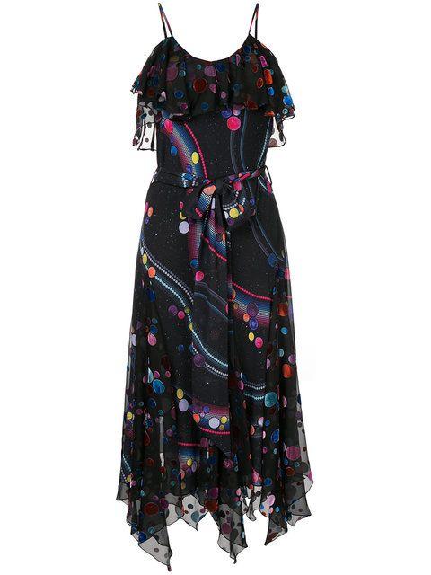 Shop Romance Was Born Solar Moon Bias dress
