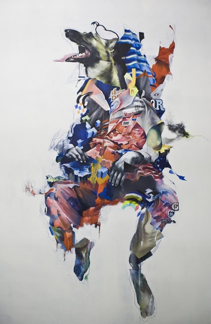 Private David, Joram Roukes