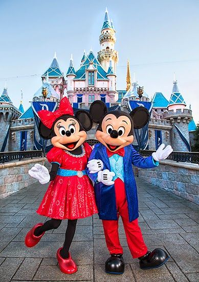 New Diamond Sweepstakes just announced. See how you can win at Disneyland's Diamond Celebration!