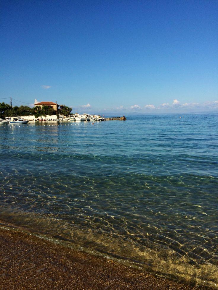 Stoupa, Mani, Peloponnese, Greece