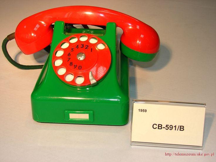 TELEFON PRL - Szukaj w Google