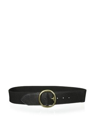 LP Blue Women's Stretch Belt (Black)