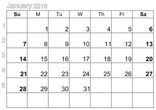 Printable Calendar Planner 1 Month On Page Planner Calendar