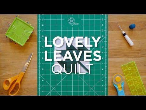 Lovely Leaves - Quilt Snips