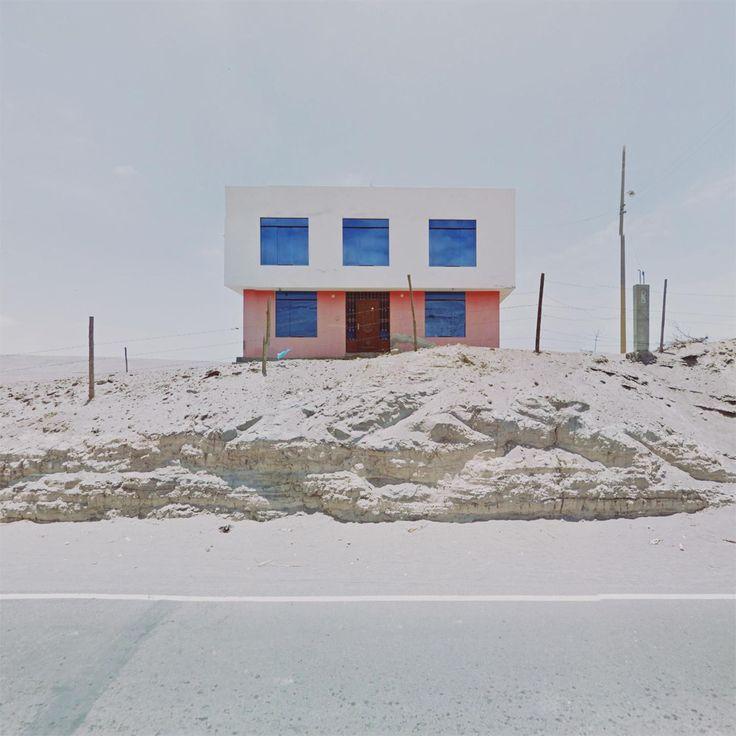 jacqui kenny fotografeert de meest intrigerende plekken vanachter haar beeldscherm