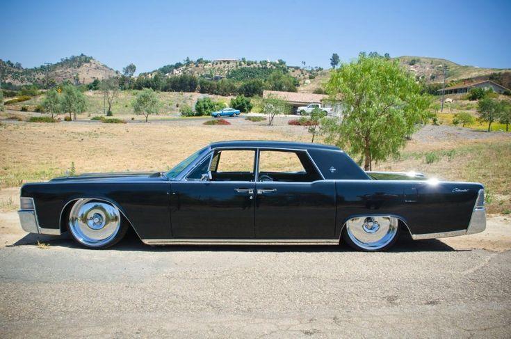 65 Lincoln Continental http://www.pinterest.com/shorrobi/classic-auto-trader/