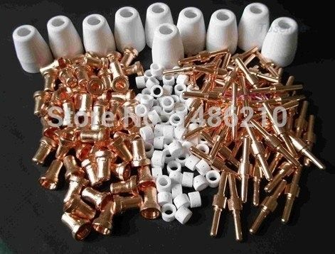 hot air gun plasma cutting torch air plasma torch plasma ITG Welding electrodes KIT solder material Spare parts