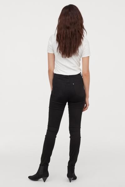 ddaf8964fac59b H&M Super Skinny High Jeggings - Black in 2019 | Clothes and shit ...