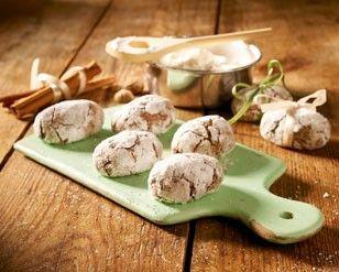 Kleine Mandel-Schoko-Brote