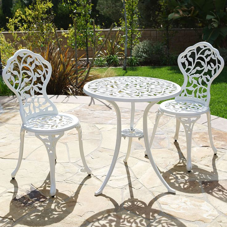 Garden Furniture New Orleans Garden Furniture New Orleans Bistro Set In  Antique Outdoor Patio