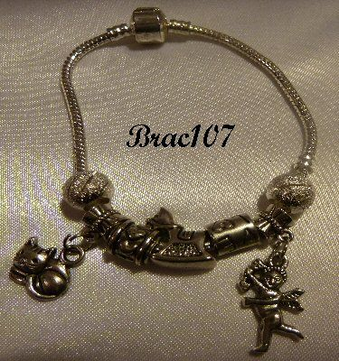 Bracelet Pandora Style #brac107