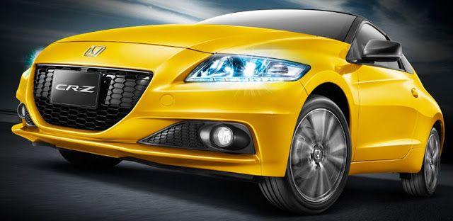 Spesifikasi Harga Kredit Honda CR-Z Balikpapan