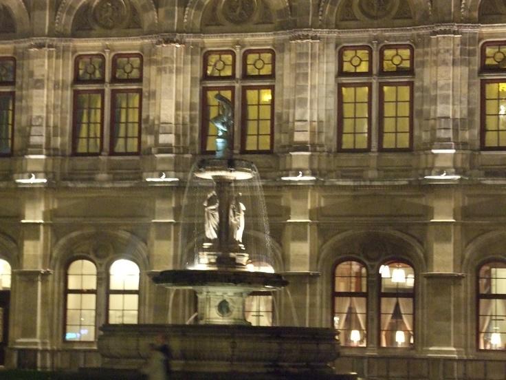 Fountain by Opera