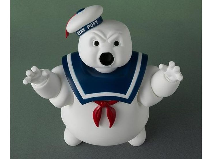 Ghostbusters S.H. Figuarts - Stay Puft Marshmallow Man -  Ghostbusters Figures
