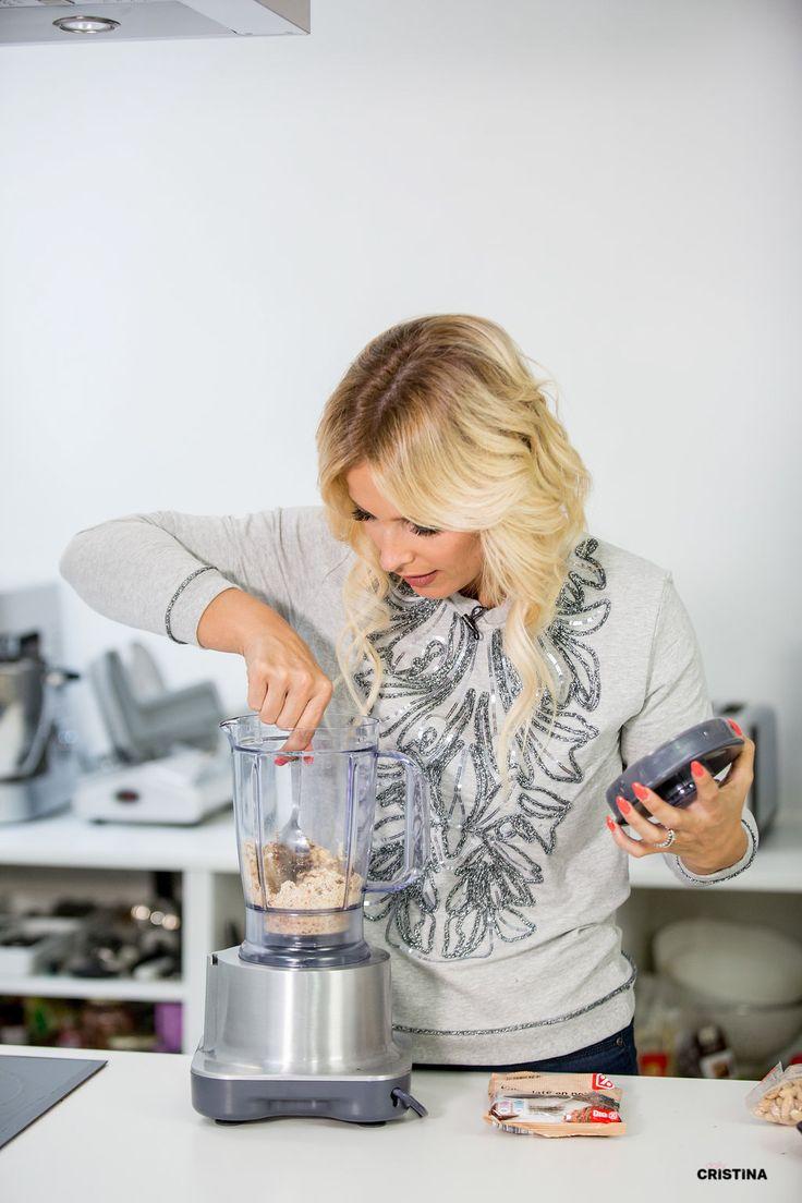 Daily Cristina | Cristina Ferreira | Cozinha | Bolinhas Energeticas