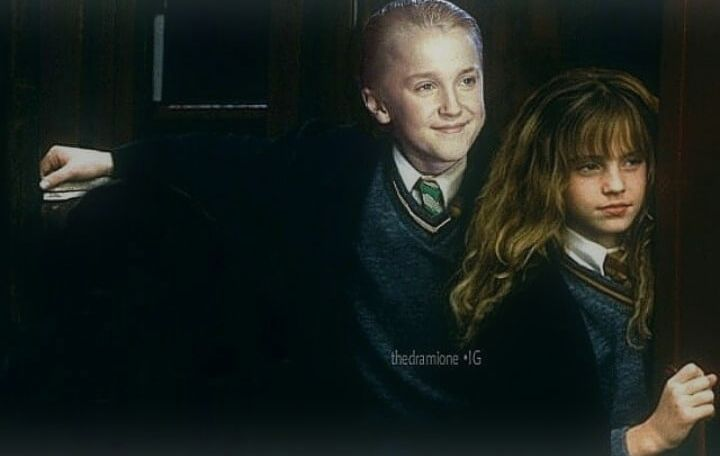 Linh Ta Linh Tinh Harry Potter Hermione Dramione Harry Potter Actors