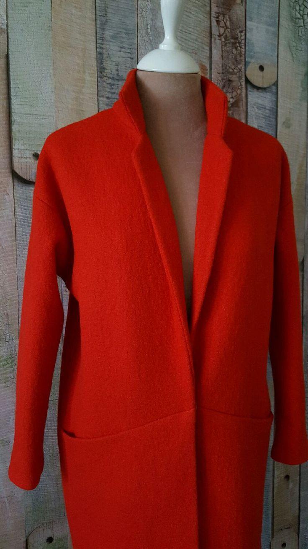 Купить Демисезонное пальто оверсайз. - демисезонное пальто, пальто женское…