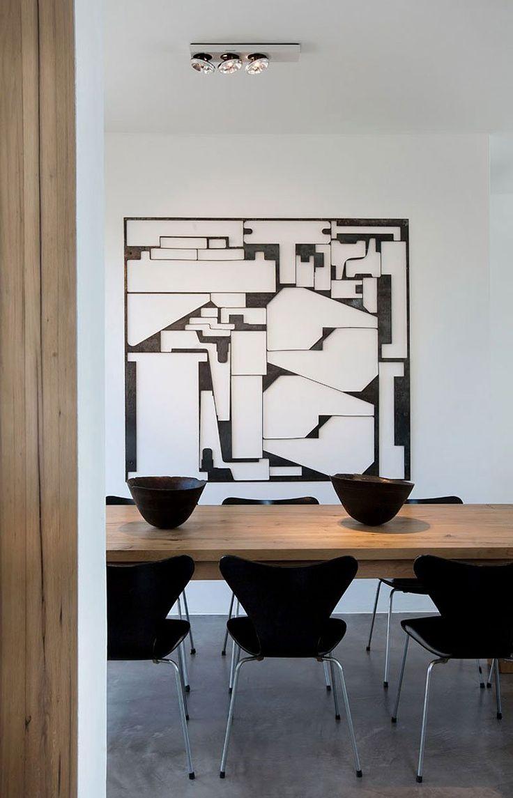 Gorgeous art - Casa nel Bosco di Ulivi by Luca Zanaroli in Morciano di Leuca, Italy