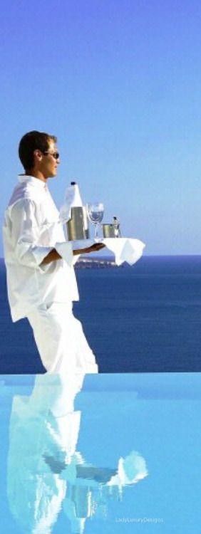 Luxury Living Santorini Greece - LadyLuxury7