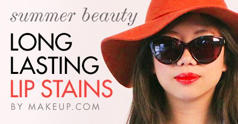 the best lip stains // we're obsessed with long lasting lip stains for summer