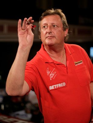 Eric Bristow - Former Darts Player. 1987.