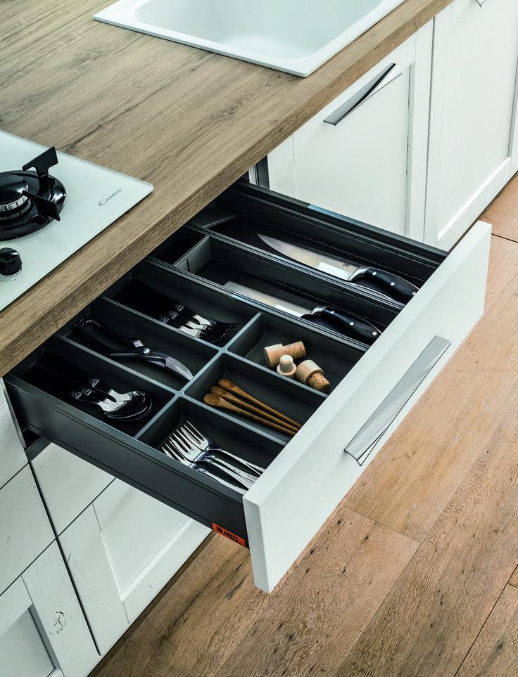 17 bästa bilder om cassetti belli e funzionali per la tua cucina ... - Cucine Funzionali