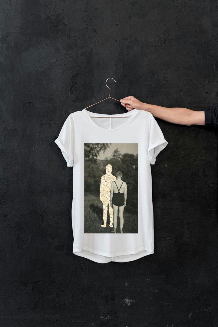 Camiseta sombra