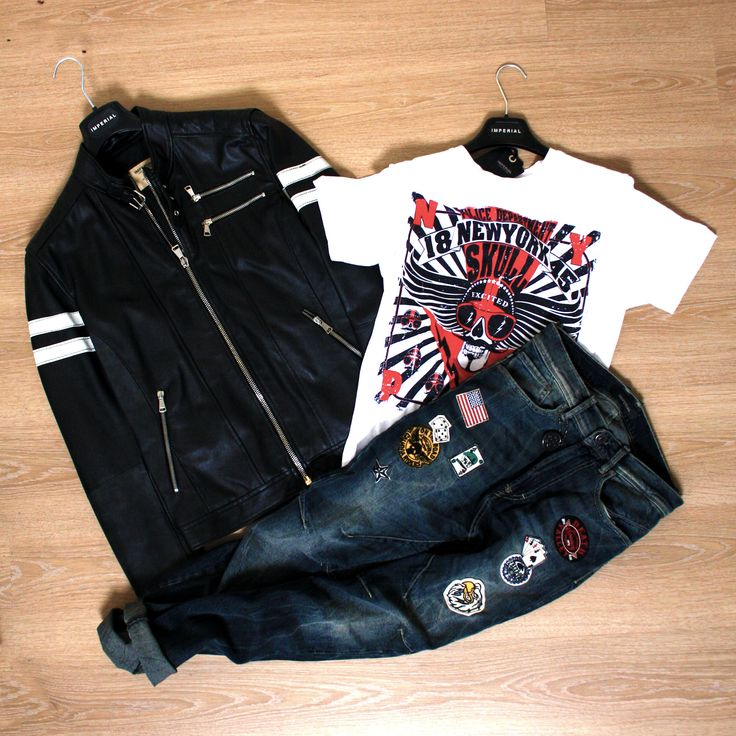 rider-imperial-fashion-imperialfashion-leather-jacket-tshirt-jeans-patch