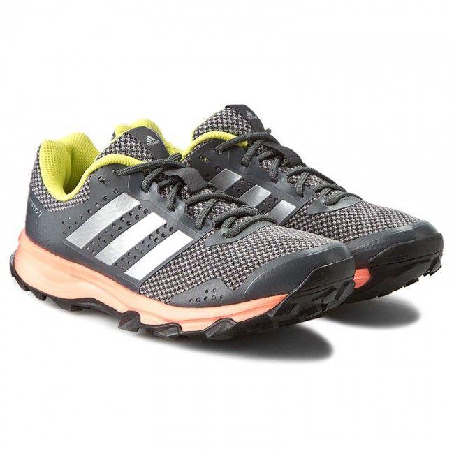 Boty adidas - Duramo 7 Trail W AQ5871 Dgsogr/Silvm