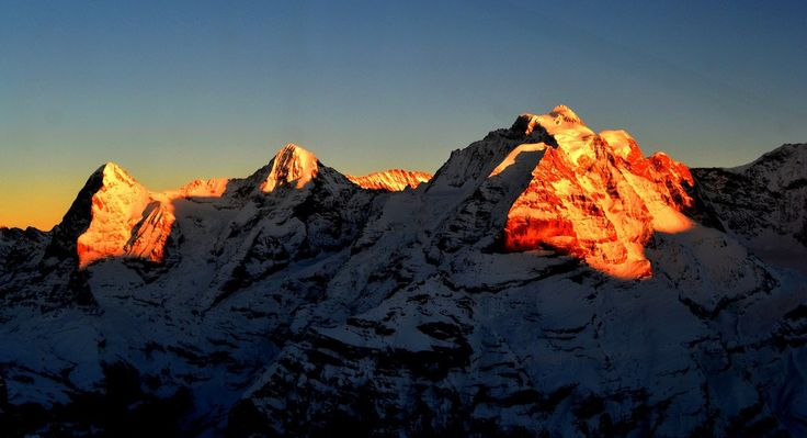 The World's Most Captivating Sunset Spots: Part One