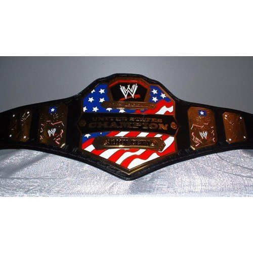 WWE UNITED STATES Championship DELUXE Replica BELT
